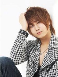Heo Young Saeng SS501 Korea Boy Band
