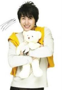 Kim Hyun Joon SS501 Korea Boy Band