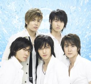 SS501 album Kokoro