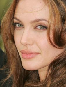 Angelina Jolie The most beautiful artist in the world