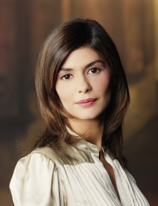 Audrey Tautou The most beautiful artist in the world
