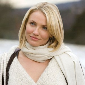 Cameron Diaz The most beautiful artist in the world