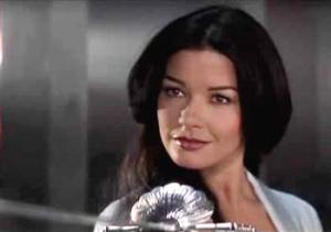 Catherine Zeta Jones The most beautiful artist in the world