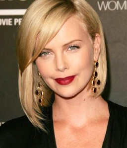 Charlize Theron The most beautiful artist in the world