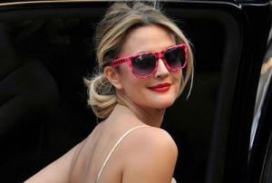 Drew Barrymore The most beautiful artist in the world