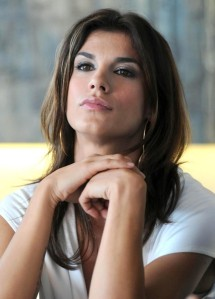 Elisabetta Canalis The most beautiful artist in the world