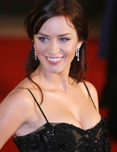Emily Blunt The most beautiful artist in the world