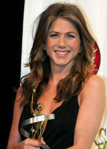 Jennifer Aniston The most beautiful artist in the world