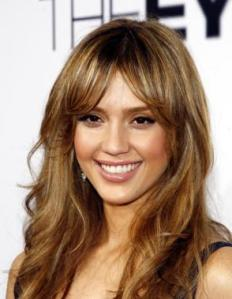 Jessica Alba The most beautiful artist in the world