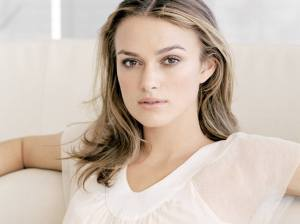 Keira Knightley The most beautiful artist in the world