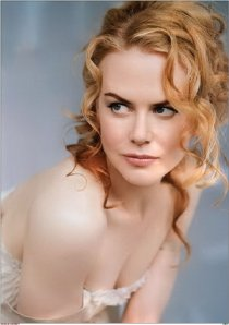 Nikole Kidman The most beautiful artist in the world