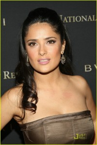 Salma Hayek The most beautiful artist in the world
