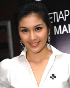 Sandra Dewi The most beautiful artist in the world
